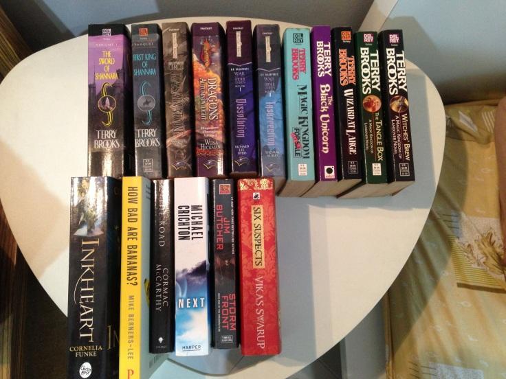 Bookstoselljas